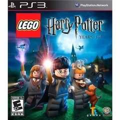 LEGO HARRY POTTER YEARS 1-4 WARNER - PS3 - comprar online