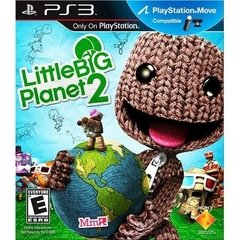 LITTLE BIG PLANET 2 SONY - PS3