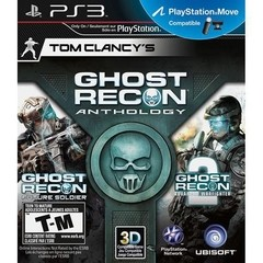 TOM CLANCY'S GHOST RECON ANTHOLOGY UBISOFT - PS3