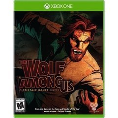 THE WOLF AMONG US TELLTALE - XONE