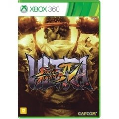 ULTRA STREET FIGHTER IV CAPCOM - X360
