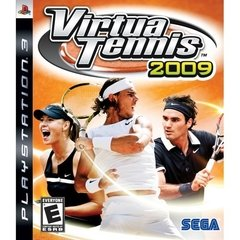 VIRTUA TENNIS 2009 SEGA - PS3
