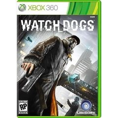 WATCH DOGS UBISOFT - X360