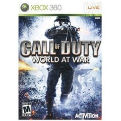 CALL OF DUTY WORLD OF WAR ACTIVISION - X360