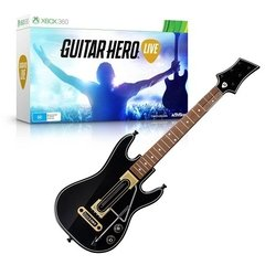 GUITAR HERO LIVE BUNDLE ACTIVISION - XBOX 360