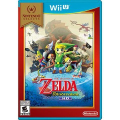 THE LEGEND OF ZELDA: WIND WAKER HD NINTENDO - WII U
