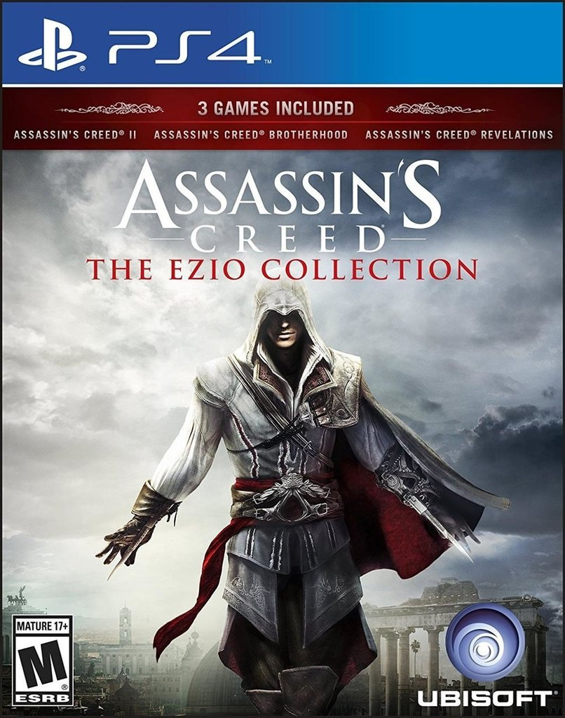 Assassin's Creed The Ezio Collection PS4