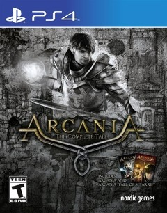 ArcaniA - The Complete Tale PS4