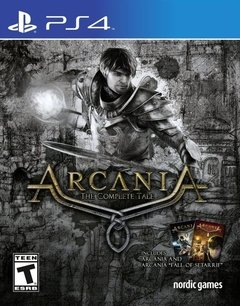 ArcaniA - The Complete Tale USADO PS4
