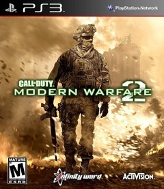 Call of Duty: Modern Warfare 2 USADO PS3