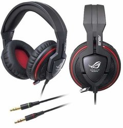 Auricular Gamer Asus Orion Black Microfono