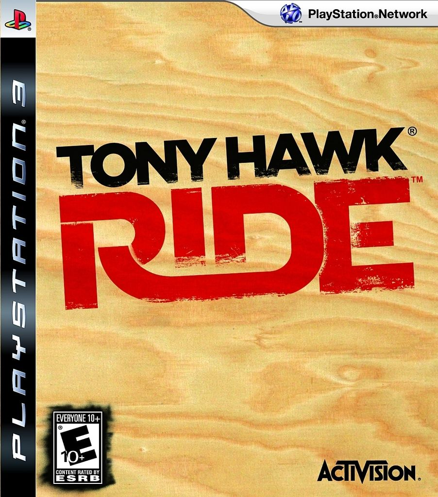 Tony Hawk: Ride USADO PS3