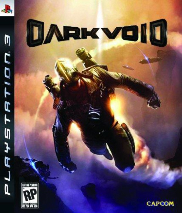 Dark Void USADO PS3