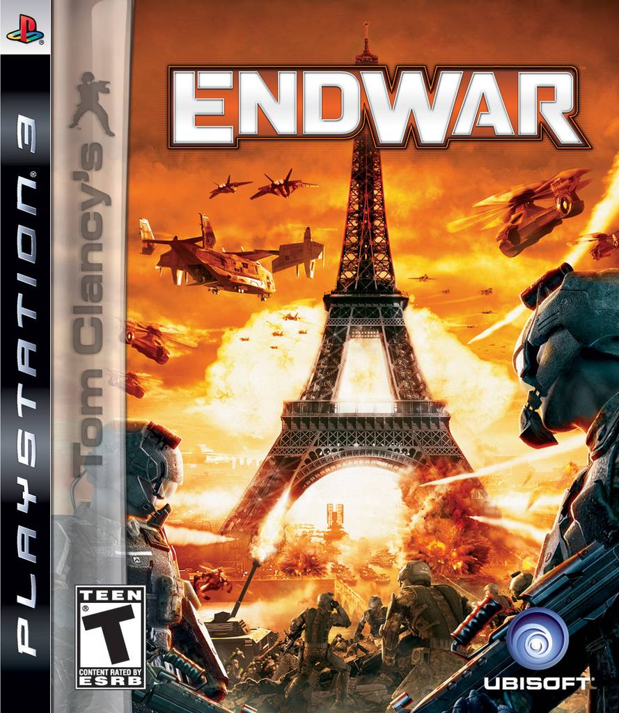 Tom Clancy's EndWar USADO PS3