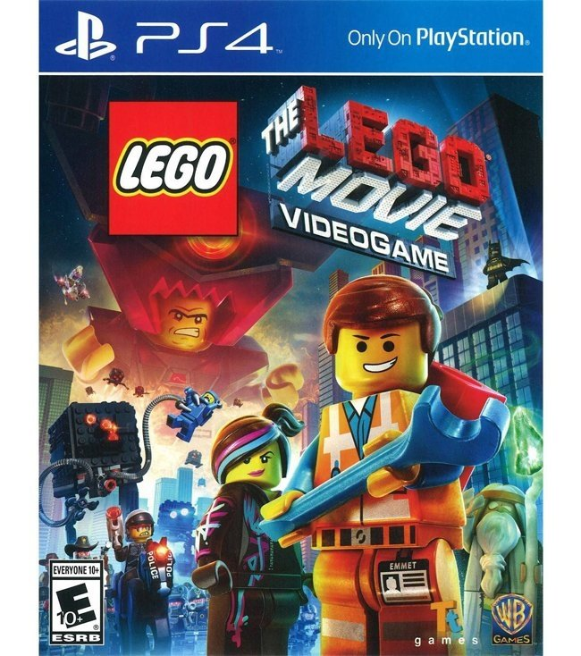 LEGO: The Movie USADO PS4