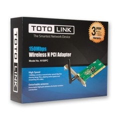 Placa de Red Wifi Totolink N150PC