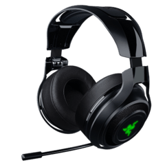Razer ManO'War wireless auriculares gamer