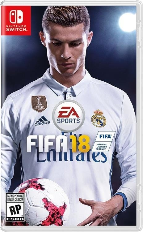 FIFA 18 Nintendo Switch