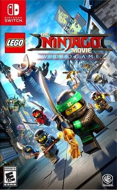 The Lego Ninjago Movie Videogame Nintendo Switch