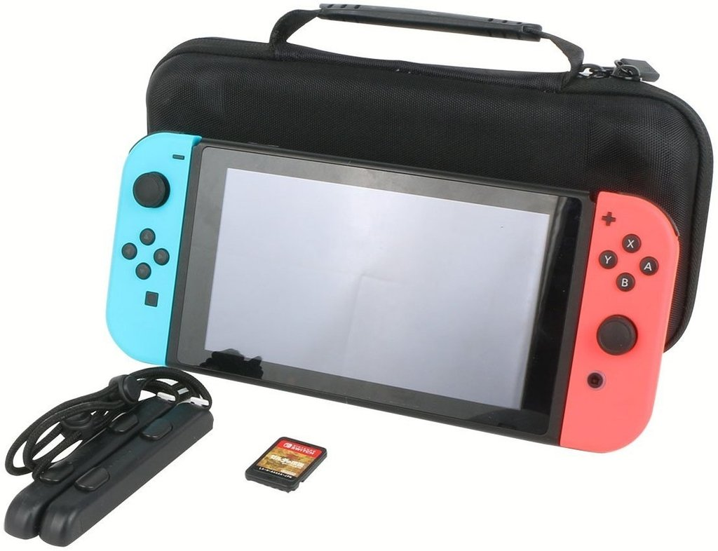 Nintendo Carrying Case + Screen Protector para Nintendo Switch