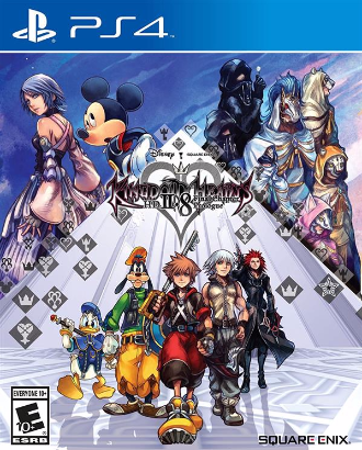 Kingdom Hearts HD 2.8 PS4