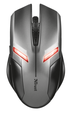 Mouse Gamer Trust Ziva