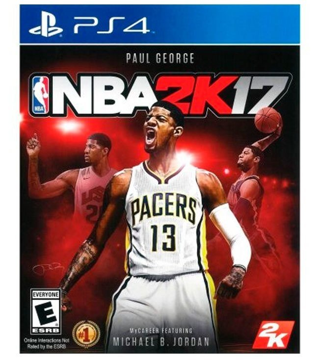 NBA 2K17 USADO PS4