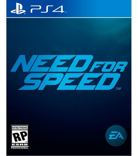 Need For Speed USADO PS4