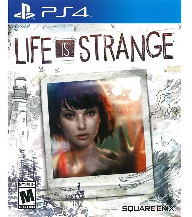 Life is Strange USADO PS4