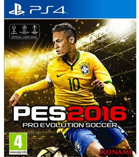 Pro Evolution Soccer 2016 USADO PS4