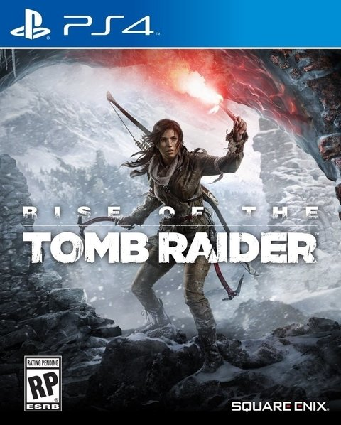Rise Of The Tomb Raider USADO PS4