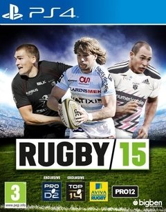 Rugby 2015 USADO PS4