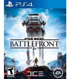Star Wars: Battlefront USADO PS4