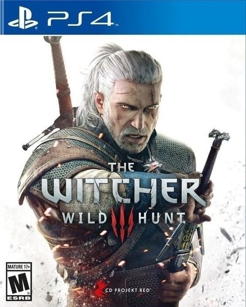The Witcher 3: Wild Hunt USADO PS4