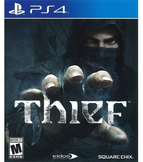 Thief USADO PS4