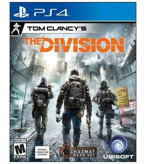 Tom Clancy's The Division USADO PS4