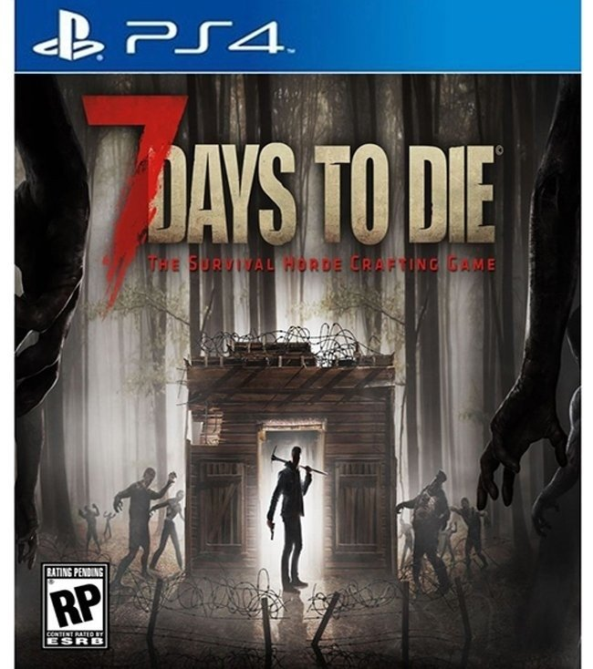 7 Days To Die PS4 USADO