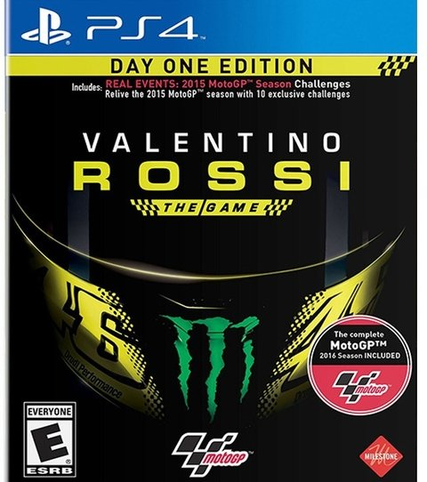 Valentino Rossi: The Game Day One Editon PS4