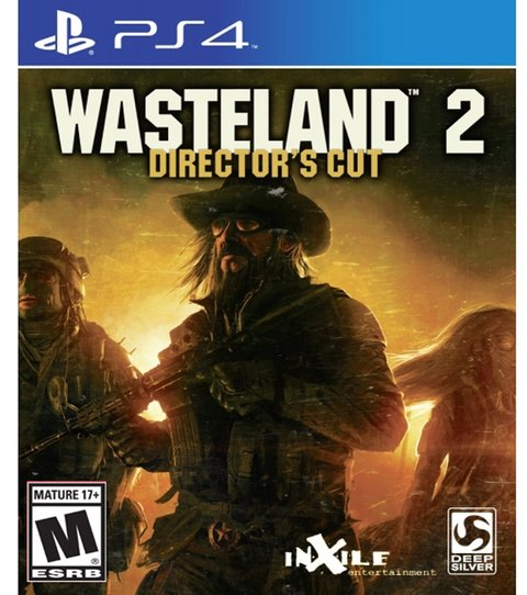 Wasteland 2 Director's Cut PS4