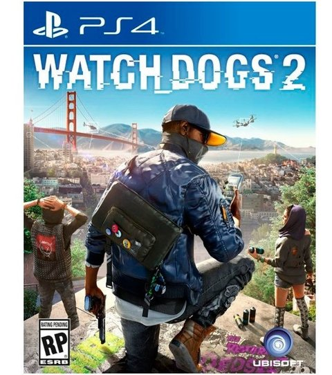 Watch Dogs 2 USADO PS4