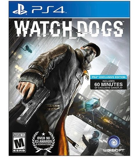 Watch Dogs USADO PS4
