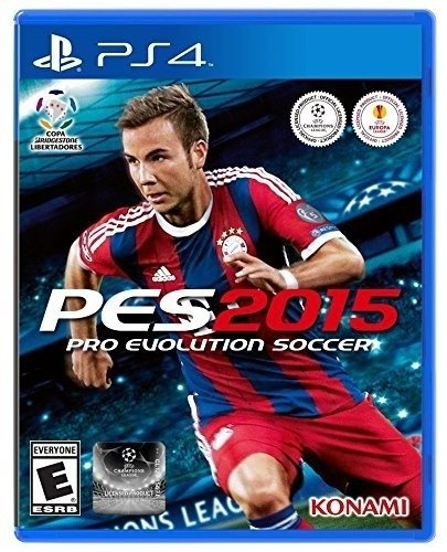 Pro Evolution Soccer 2015 USADO PS4