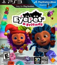 Eye Pet & Friends PS3