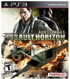 Ace Combat Assault Horizon PS3