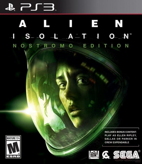 Alien Insolation PS3