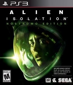 Alien Insolation USADO PS3