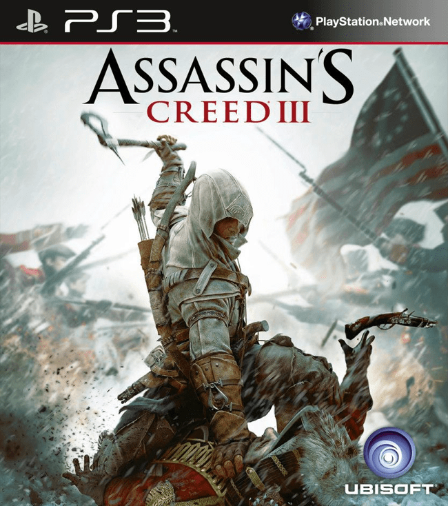 Assassin's creed 3 PS3