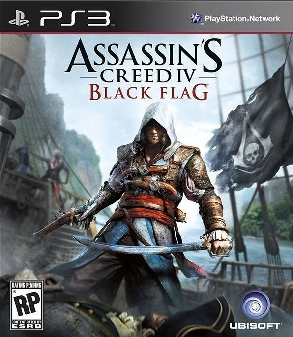 Assassin's Creed IV Black Flag USADO PS3