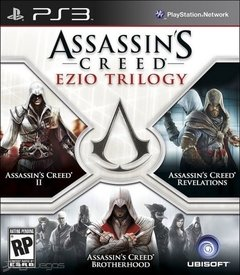 Assassin´s Creed: Ezio Trilogy PS3