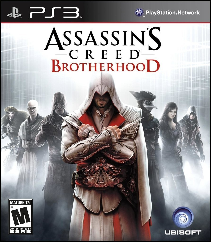 Assassins Creed 3 Brotherhood PS3